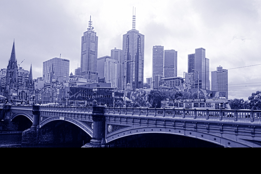 Melbourne turns 180!