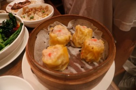Steamed Crab Meat Dim Sim