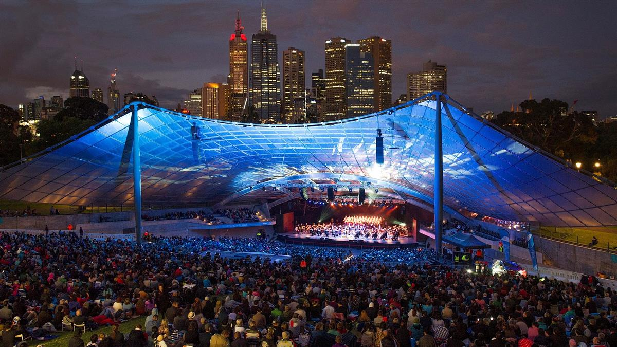 All Posts Tagged: Sidney Myer Music Bowl Pictures