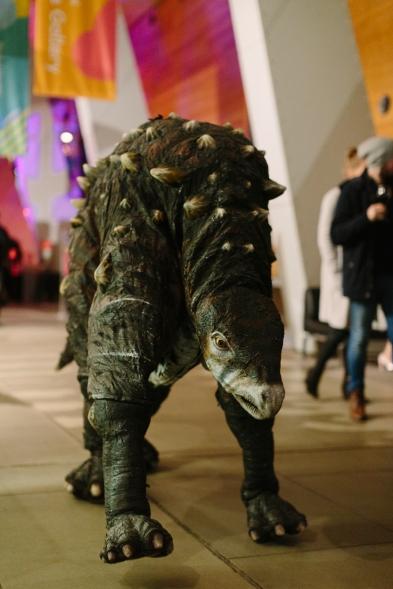 Melbourne Museum_Nocturnal_ 4 August_Dino 8_pic credit Daniel Mahon