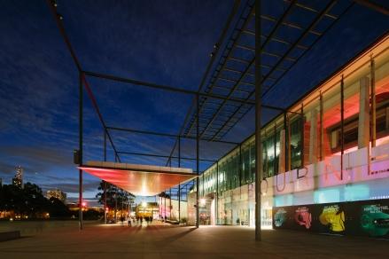 Melbourne Museum_Nocturnal_ 4 August_Exterior 6_pic credit Daniel Mahon
