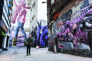 ACDC Lane, Melbourne
